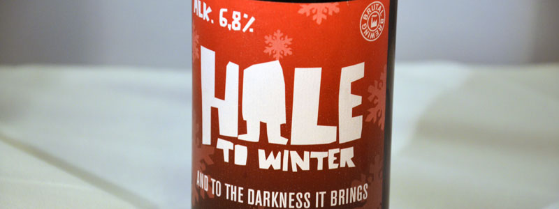 Hale to winter and the darkness it brings